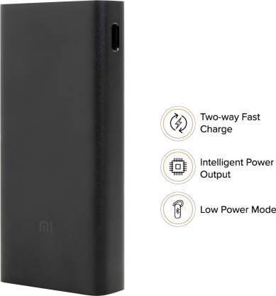 Mi 20000 mAh Power Bank (Fast Charging, 18 W)