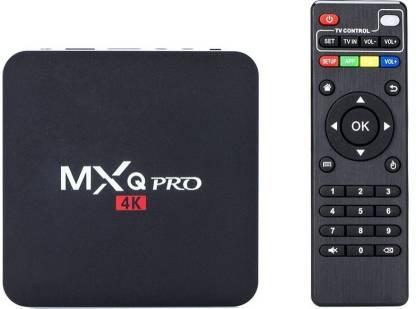 DRUMSTONE Smart Tv Box Quad Core 4K Ultra HD 1G/8G 64Bit Set Top TV Box 1 inch DVD Player
