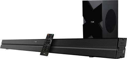 [For SBI Credit Card Users] Aavante Bar 2000 160 W Bluetooth Soundbar(Premium Black, 2.1 Channel)