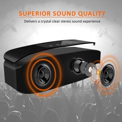 Hope Star H11 HIGH BASS PORTABLE WIRELESS 16 W Bluetooth Speaker