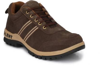Kavacha sshertz Steel Toe Nubuck Leather Safety Shoe