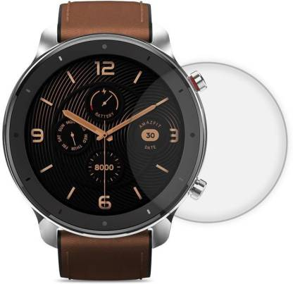 MBK Impossible Screen Guard for Amazfit GTR SmartWatch 47MM