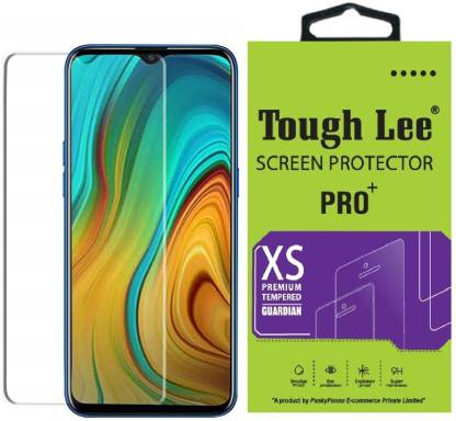 Tough Lee Tempered Glass Guard for Realme Narzo 30a, Realme Narzo 20, Realme Narzo 20A, Realme C11, Realme C12, Realme C15, Realme C3, Realme 5, Realme 5i, Realme 5s, Oppo A9 2020, Oppo A5 2020, Realme Narzo 10, Realme Narzo 10A, Oppo A31