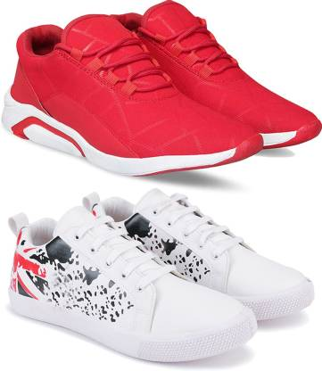 Bersache Combo pack of 2 casual shoes for men Sneakers For Men