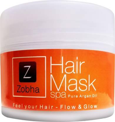 Zobha HAIR MASK with PURE ARGAN OIL