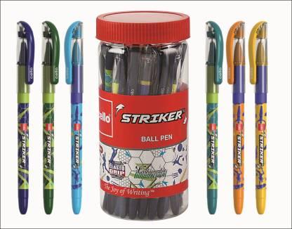 cello Striker Jar Ball Pen