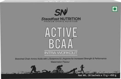 Steadfast Medishield Active BCAA BCAA