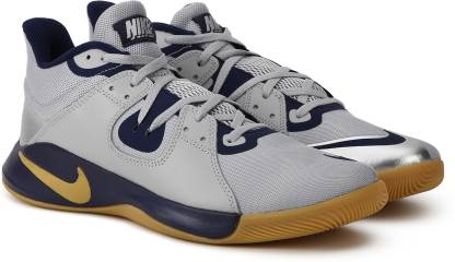 Nike Fly.By Mid Basketball Shoes For Men