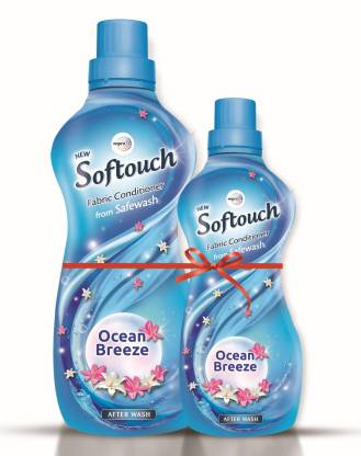 Softouch Ocean Breeze Fabric Conditioner