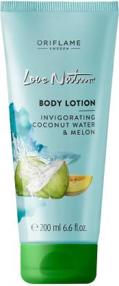 Oriflame Body Lotion Invigorating Coconut Water & Melon (100% GENUINE)