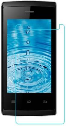 Rookio Impossible Screen Guard for Intex Aqua T5
