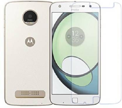 Mudshi Tempered Glass Guard for Motorola Moto Z2 Play