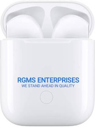 RGMS Original I12 TWS Wireless Stereo Bluetooth 5.0 Earphones Bluetooth Headset