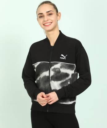 Full Sleeve Printed Women Jacket