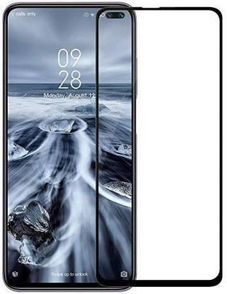 COSHIBA Edge To Edge Tempered Glass for Micromax in Note 1, Mi Redmi Note 9 Pro, Mi Redmi Note 9 Pro Max, Poco X2, Mi Redmi Note 9S, Mi Redmi K30, Mi Redmi K30 Pro