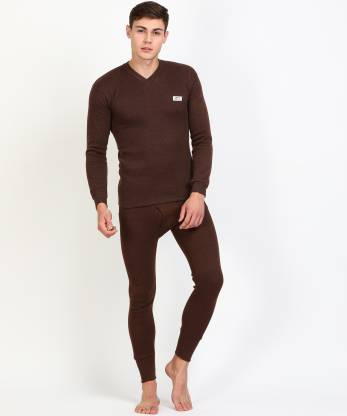 Rupa Thermocot Men Top - Pyjama Set Thermal