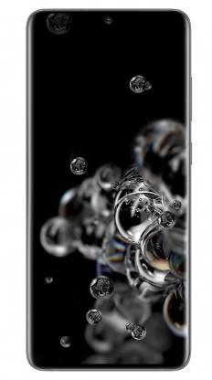 SAMSUNG Galaxy S20 Ultra (Cosmic Gray, 128 GB)