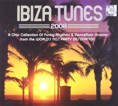IBIZA TUNES 2008 Audio CD Standard Edition