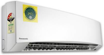 Panasonic 1.5 Ton 3 Star Split AC with PM 2.5 Filter for ₹23,999