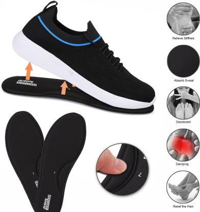 Density AIRFOAM SOCKS Running Shoes For Men