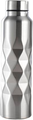 Classic Essentials Stainless Steel Puro Water Bottle 1000ml(Pack of 1) 1000 ml Bottle
