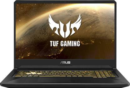 Asus TUF Gaming Ryzen 5 Quad Core - (8 GB/1 TB HDD/256 GB SSD/Windows 10 Home/3 GB Graphics/NVIDIA Geforce GTX 1050) FX705DD-AU060T Gaming Laptop