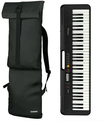 Casio CT-S200 CT-S200BK Digital Portable Keyboard  (61 Keys)