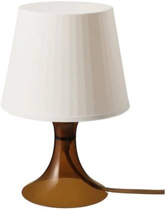 Ikea Table Lamp Brown 29 Cm 11, Rose Gold Table Lamp Ikea