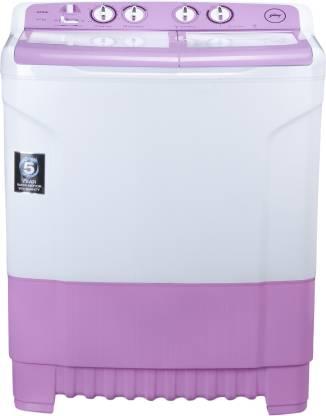 Godrej 8 kg Semi Automatic Top Load White, Purple(WS Edge 8.0 TB3 M LVDR)