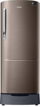 SAMSUNG 230 L Direct Cool Single Door 3 Star Refrigerator with Base Drawer