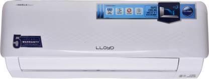 Lloyd 1 Ton 3 Star Split AC with PM 2.5 Filter  - White