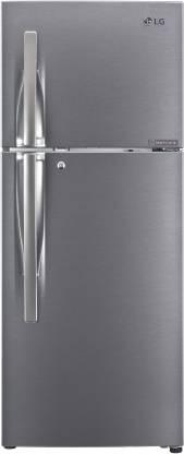 LG 260 L Frost Free Double Door 3 Star Convertible Refrigerator