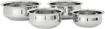 Classic Essentials Stainless Steel Handi Set of 4 Cookware Set