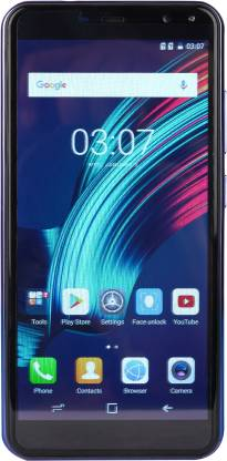 BlackZone ECO (4G-VoLTE) (IRIS PURPLE, 8 GB)
