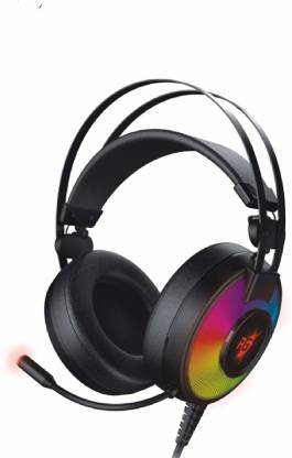 Redgear Comet 7.1 USB Gaming Headphones with 7 changeable LED color Wired Gaming Headset