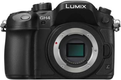 Panasonic Lumix DMC-GH4 Mirrorless Camera Body Only