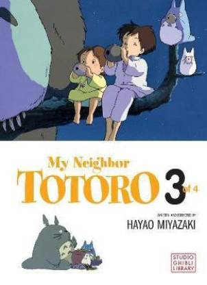 My Neighbor Totoro Film Comic, Vol. 3