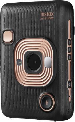 FUJIFILM LiPlay Instax Mini LiPlay Hybrid Instant Camera Instant Camera