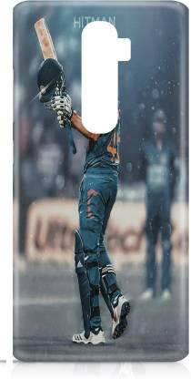 Accezory Back Cover for OPPO A5 2020-CRICKET-MS DHONI-VIRAT KHOLI-BACK CASE