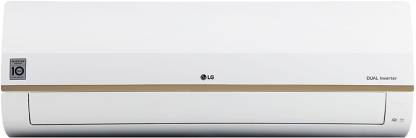 LG 1.5 Ton 5 Star Split Dual Inverter Smart AC with Wi-fi Connect  - White