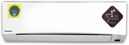 Panasonic 1.5 Ton 3 Star Split AC with PM 2.5 Filter - White (CS/CU-YN18WKYM, Alloy Condenser)