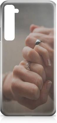 Accezory Back Cover for OnePlus Nord Back Cover, COUPLE, LOVE, Printed, Printed