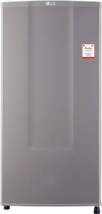 LG 185 L Direct Cool Single Door 1 Star Refrigerator with Base Drawer