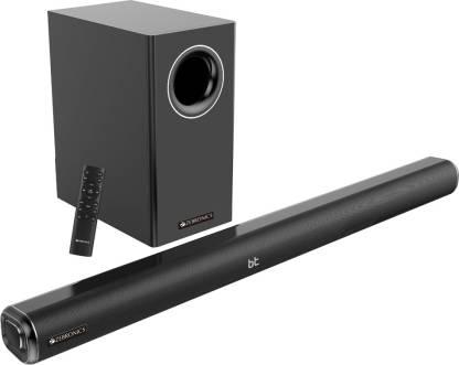 ZEBRONICS Zeb-Juke Bar 6000DWS-Pro 160 W Bluetooth Soundbar
