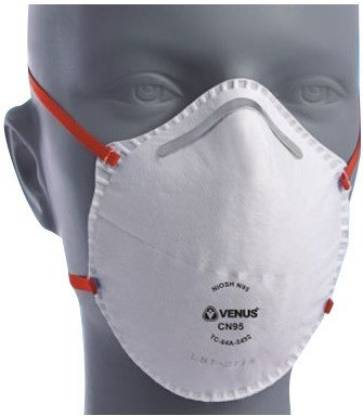 Dr care N-95 Respirator Face Mask 9