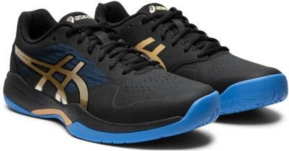 GEL-GAME 7 Tennis Shoes For Men(Black)