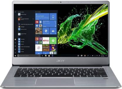 acer Swift 3 Athlon Dual Core 300U - (4 GB/1 TB HDD/Windows 10 Home) SF314-41 Thin and Light Laptop