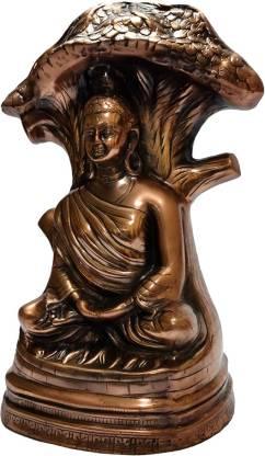 The Art Box Gautama Buddha Statue Meditating Buddha Statue Decorative Showpiece  -  52 cm