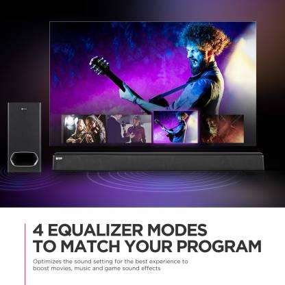 Zoook Rocker Studio One 130 watts 130 W Bluetooth Soundbar