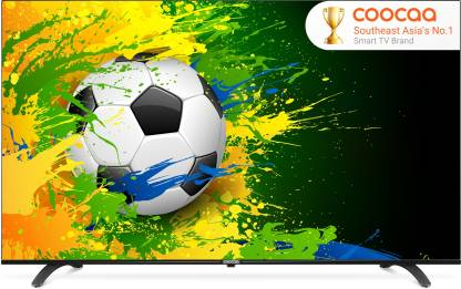 Coocaa 127 cm (50 inch) Ultra HD (4K) LED Smart Android TV with HDR 10